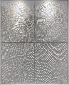 Mosaic Glass, Glass Art, White Cosmo, Blue C, Ceramic Wall Art, Pour Painting, Triptych, Art Tutorials, New Art
