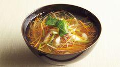 沢煮椀(わん) Japchae, Ethnic Recipes, Food, Meal, Essen, Hoods, Meals, Eten