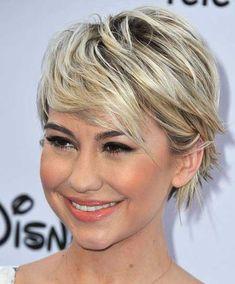 Latest Short Blonde Hairstyles | http://www.short-haircut.com/latest-short-blonde-hairstyles.html