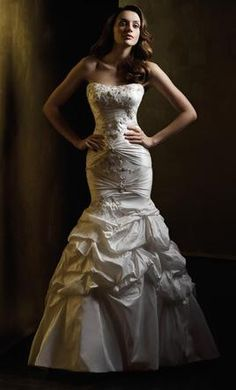 Piccione First Bridal Gown I Ever Sold Special Place In My Heart Though Dont Have The Curves To Rock It Myself