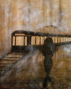 Anticipation by L Gaudet on Etsy. Visit lgaudetart.ca to view more paintings.