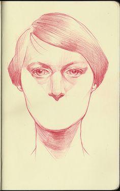 Moleskine Sketch | 2013-03-26 | Flickr - Photo Sharing!