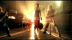 Nightwish - Bye Bye Beautiful (OFFICIAL VIDEO)