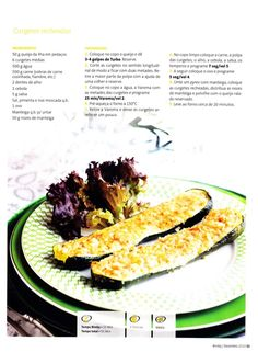 Revista bimby pt0001 - dezembro 2010 Healthy Food, Healthy Recipes, Food And Drink, Diet, Ethnic Recipes, Lasagne, Sweet Recipes, Illustrated Recipe, Recipe Journal
