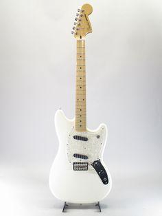 Fender[フェンダー] Mustang OWT|詳細写真