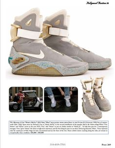 check out aab4c 69586 Nike Air Mags So much heat, they are literally on fire. Nike Air Mag