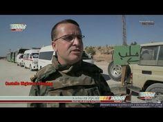 Guerra na Síria - Relatos da cidade Aleppo - 21.10.2016
