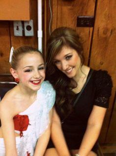 Dance Moms Chloe and gianna