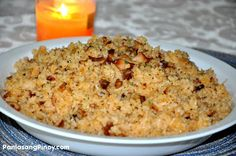 Presenting this delicious and tasty Chicken Barbecue Fried Rice Recipe. Definitely the best fried rice that you can make for yourself. Herb And Butter Rice Recipe, Buttered Rice Recipe, Rice Recipes, Cooking Recipes, Chicken Recipes, B Food, Cooking White Rice, How To Cook Rice, Barbecue Chicken