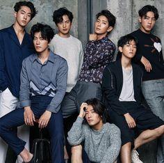 Moon Lovers Omg look at Baekhyun's leg muscle