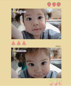 life is good : 네이버 블로그 Cute Little Baby, Little Babies, Cute Babies, Baby Kids, Superman Baby, Superman Wallpaper, Emoji Wallpaper Iphone, Baby Park, Korean Babies