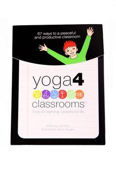 Yoga brain breaks in the classroom.
