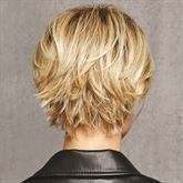Textured Fringe Bob by Hairdo,