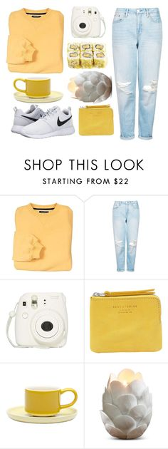 """You sprinkle stardust on my pillow case"" by bluebirdi ❤ liked on Polyvore featuring Topshop, Fujifilm, Acne Studios, Jansen+Co, NIKE, bright and EchoSmith"