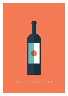FOR THE LOVE OF WINE Posters on Behance