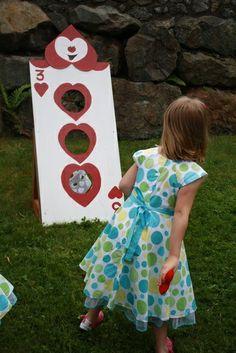 Wonderland unbirthday party ideas!