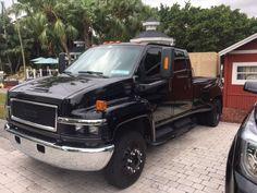 2005 GMC C4500 truck