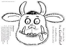 """Abril: Tres Puntos de Vista """"Un Evento Literario"""". Otra actividad es realizar una máscara, los niños pueden dibujarla y recortarla para llevarla. (Eventos Happy Ever After)"""