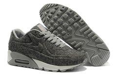 Nike Air Max 90 VT Tweed Damen Grau Schuhe