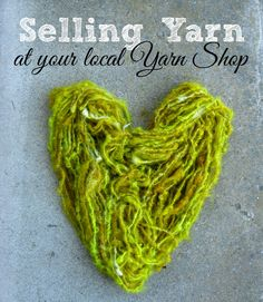 Forget trying to sell your handspun yarn online — go local instead! Here are my top tips for how to start selling your art yarn at a LYS!