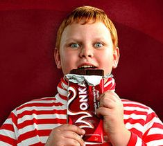 Augustus Gloop - Age 9, Charlie and the Chocolate Factory