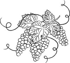 """vine and branches"" 