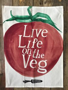 Live life on the veg with Riverford.