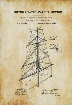 """The Clarence Fender Telecaster Patent Print Old Look """"x Nicola Tesla, Gifts For Sailors, Patent Drawing, Nautical Bathrooms, Sketch Notes, Patent Prints, Technical Drawing, Buy Prints, Vintage Posters"""