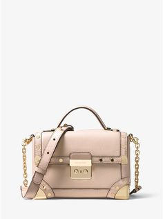 fb9f98d34d2a Cori Small Leather Crossbody   Michael Kors. Michael Kors Handbags Outlet Cheap ...