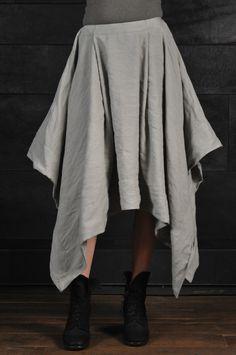 Uma Wang – Wool Skirt