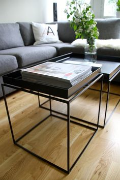 Hay | Tray table zwart