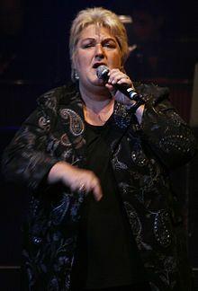 Stefanie Werger (* 2. Juli 1951 in Maria Lankowitz, Weststeiermark) ist eine österreichische Musikerin, Autorin und Schauspielerin. Stefanie Werger, Concert, Neue Deutsche Welle, Concerts