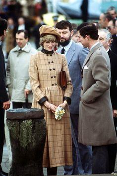 Princess Diana: 1982