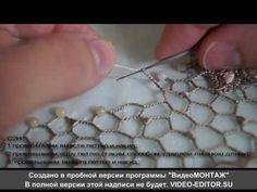 Freeform Crochet, Crochet Motif, Crochet Doilies, Crochet Yarn, Crochet Flowers, Irish Crochet Tutorial, Irish Crochet Patterns, Crochet Diagram, Point Lace