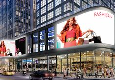 Philadelphia's East Market to Feature Digital Billboard Network. Read more on ScreenMedia Daily. #Philadelphia #digitalsignage