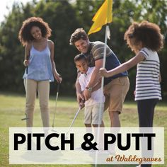 With so many on park facilities, there's fun and enjoyment day and night! #holidays #essex #dayout #mersea #golf #pitchandputt http://www.waldegraves.co.uk/holiday-activities/park-facilities/