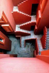 Incredible Pictures: La Muralla Roja - Calpe, Alicante, Spain