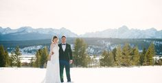 http://www.uniquelyyoumt.com presents a Winter Wedding. For more tidbits and videos visit my website at www.uniquelyyoumt.com