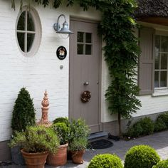Exterior colour inspiration
