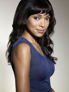 Bones Season 3 - Cast Photograph | Tamara Taylor as Dr. Camille Saroyan