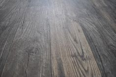 Many who tread on this floor initially think that it is wood...but it's affordable and waterproof sheet vinyl! Find it at Mannington Flooring.