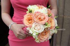 peach-rose-bridesmaids-posy