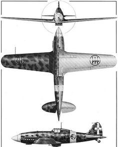 Macchi M.C.202 Folgore 1940