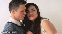 colton haynes and crystal reed gif