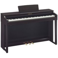 Yamaha Clavinova CLP525 Digital Piano, Rosewood at Gear4Music.com