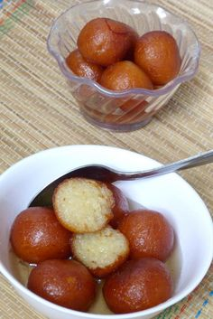 Gulab Jamun // words fail to describe how good these are!