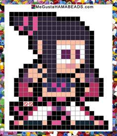 MeGustaHAMABEADS.com: Patrones Hama Beads Super Street Fighter IV: Arcade Edition