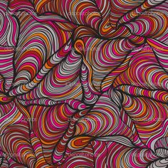 how to draw psychedelic patterns - Google Search