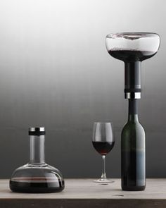 Winebreather Carafe by Menu at Neiman Marcus.