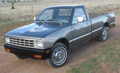 Isuzu PUP. This was a good truck for an 18 year old. If I would have kept an eye on the oil level. I did however move from California to Ohio in it pulling a 7 ft uhaul trailer. Truck and trailer loaded with everything I owned. I can remember being passed going up the mountains in Arizona by semi trucks. My truck was black. Bought 7/92 sold 10/93.